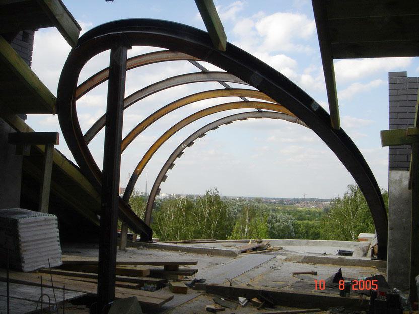 dachkonstruktionen aus holz